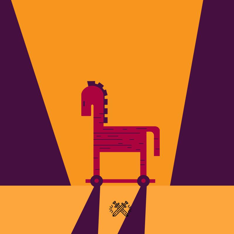 Casandra y el caballo de Troya