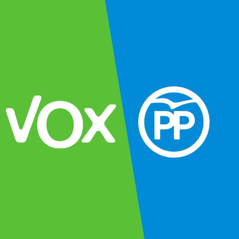 pacto pp y vox