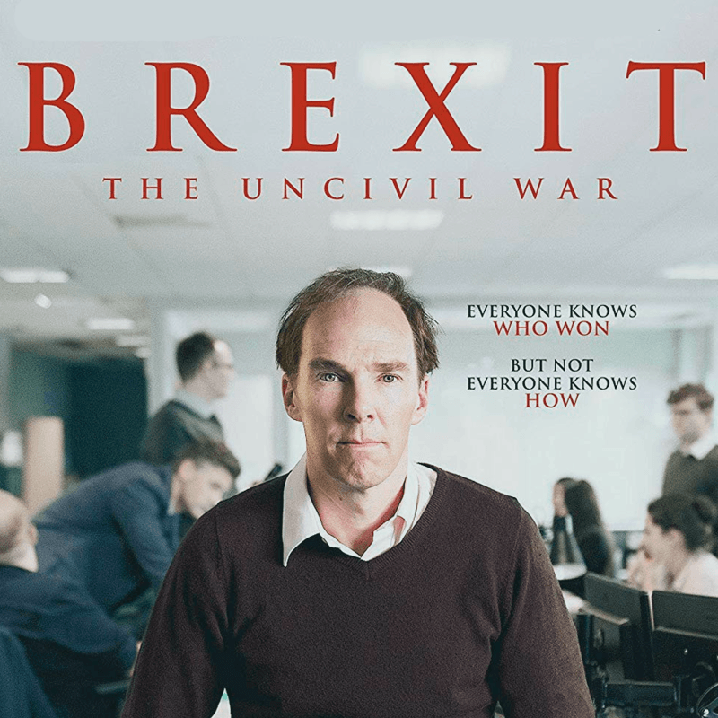 Cartel de Brexit: the uncivil war